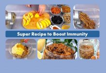Super Recipe to Boost Immunity