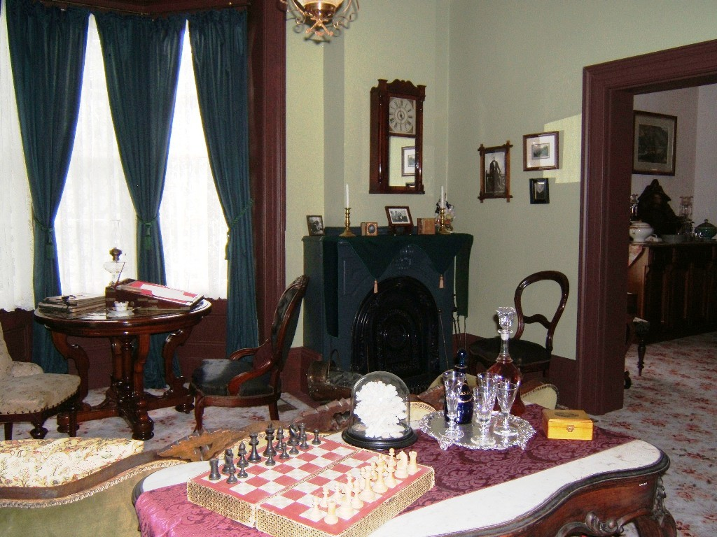 The Telephone Homeland - Alexander Bell Homestead in Brantford in Ontario
