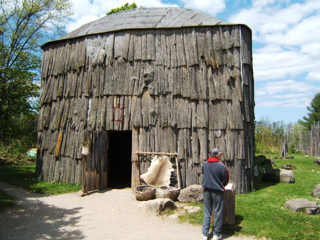 Crawford Lake Conservation Area - Iroquoian Village and Meromictic Lake AllOntario