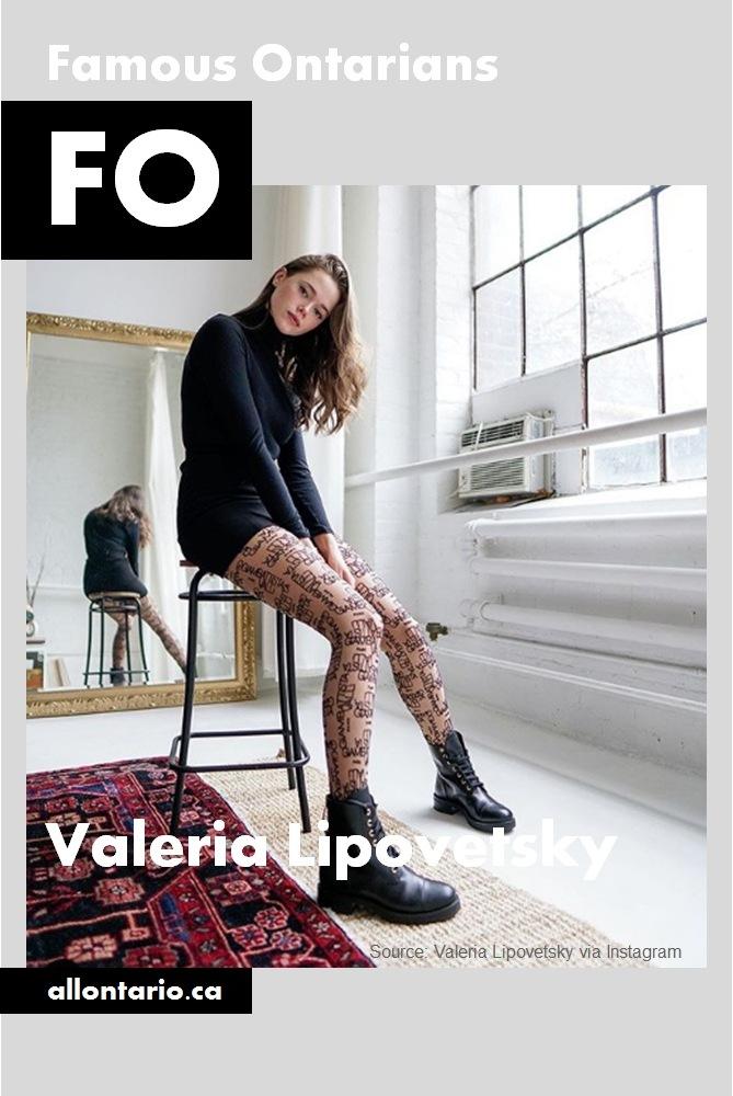 Valeria Lipovetsky