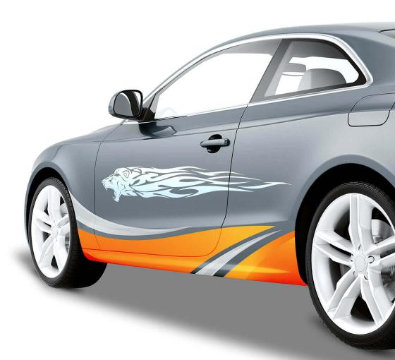 Car decals - an excellent option for brand promotion