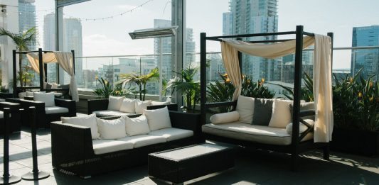 Modern Styles Outdoor Curtains