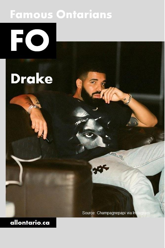 Famous Ontarians - Drake AllOntario