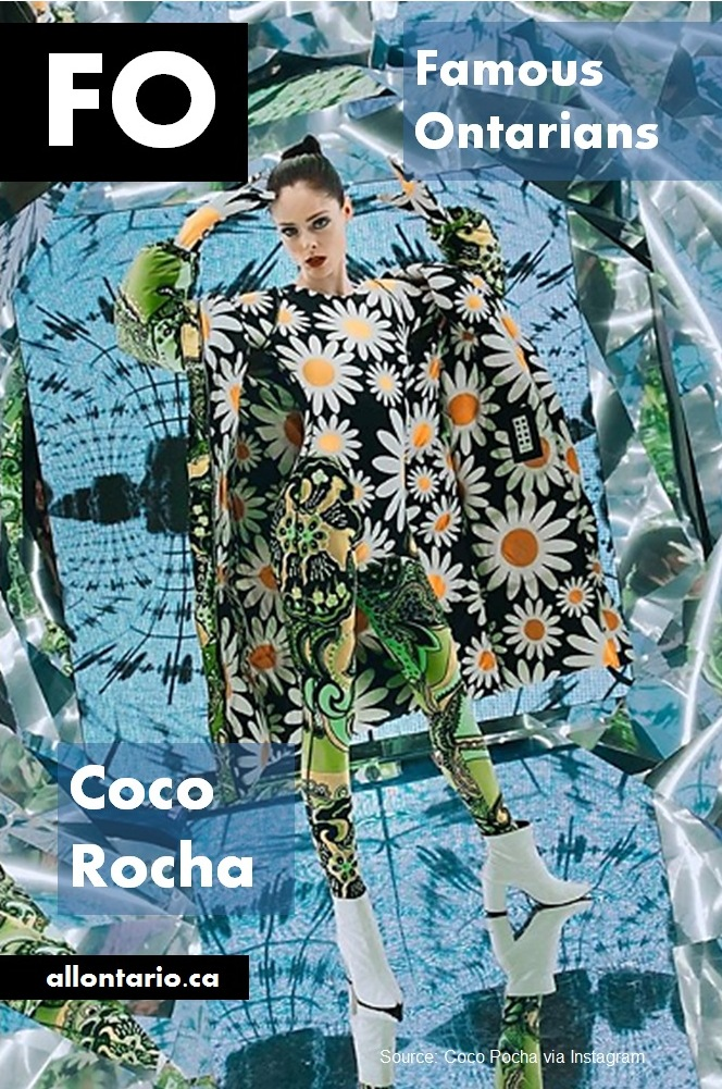 Coco Rocha