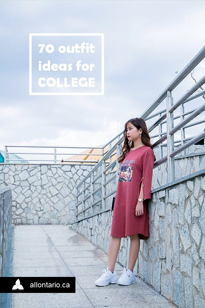 Some Outfit Ideas for College