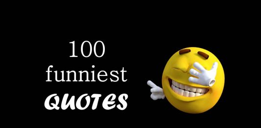 100 Funniest Quotes