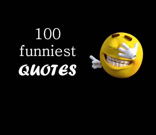 100 Funniest Quotes