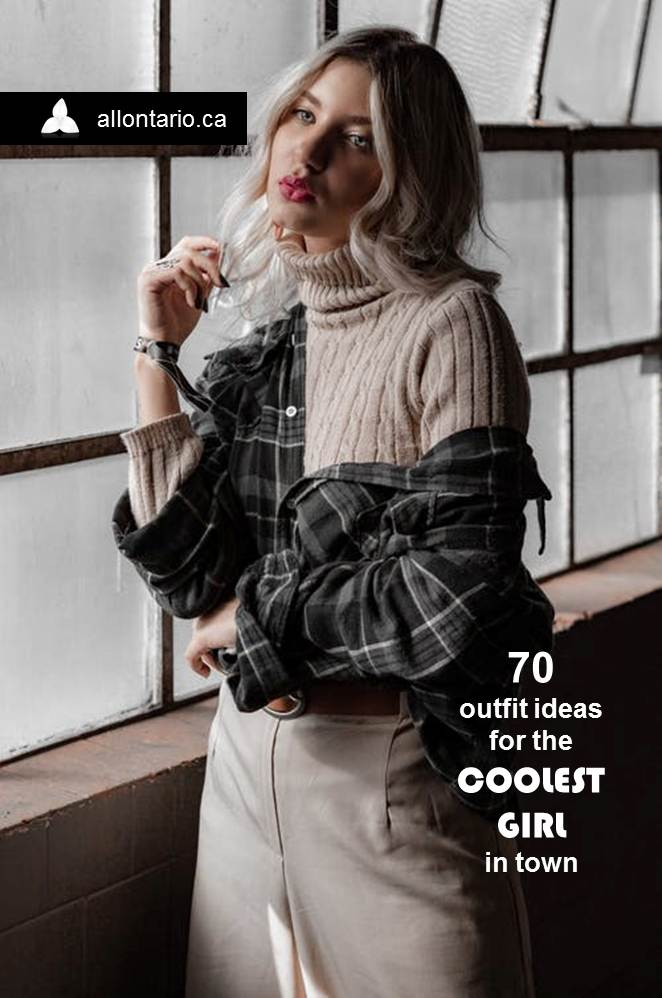 70 Outfit Ideas for the Coolest Girl in Town