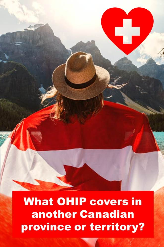What OHIP Covers in another Canadian Province or Territory