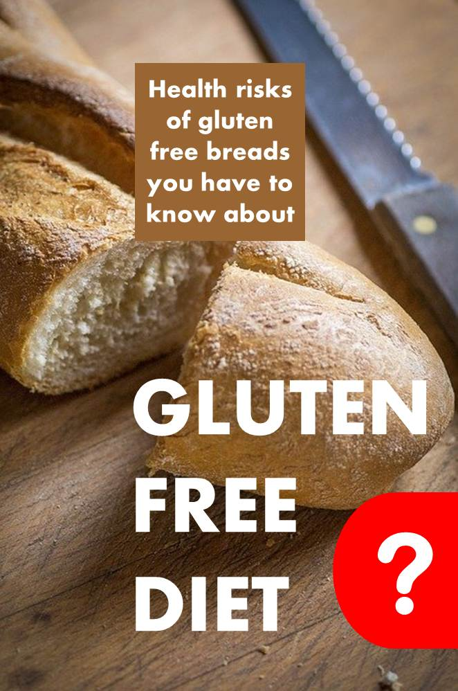 What gluten-free bread is made of?