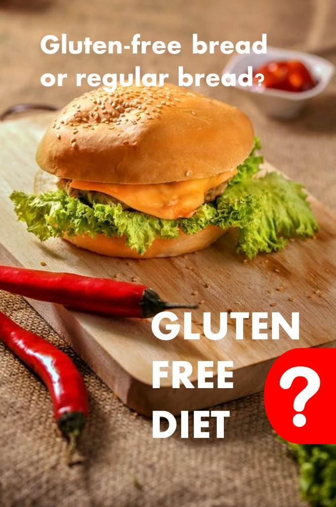 Health Risks of Gluten-Free Breads