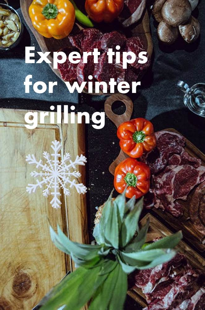 Expert Tips for Winter Grilling