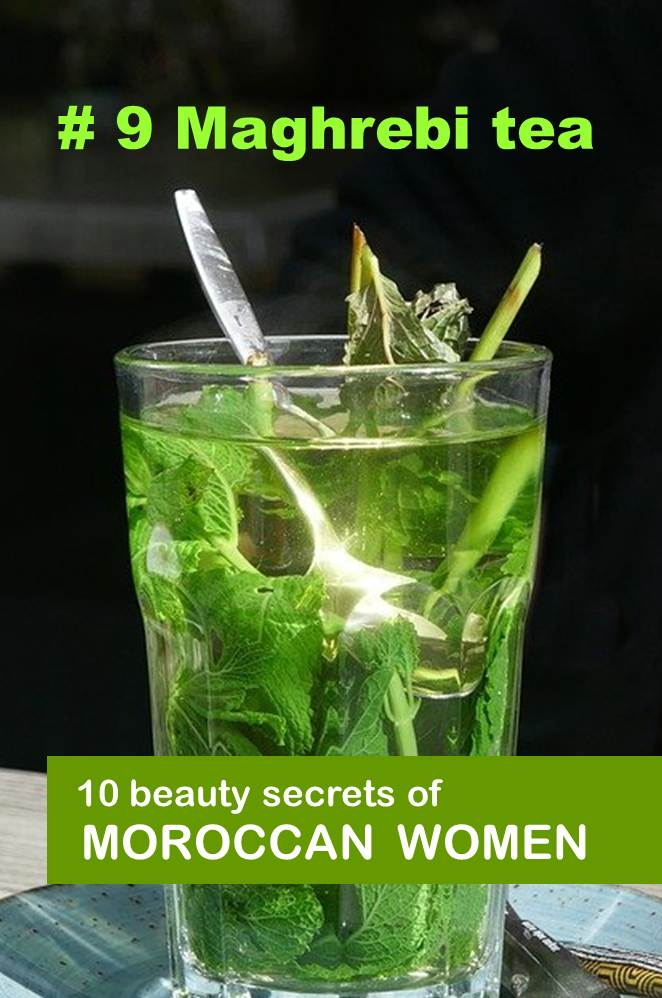 10 Beauty Secrets of Moroccan Women