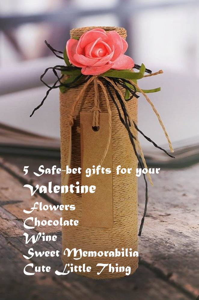 5 Safe-bet gifts for your Valentine on Valentines Day