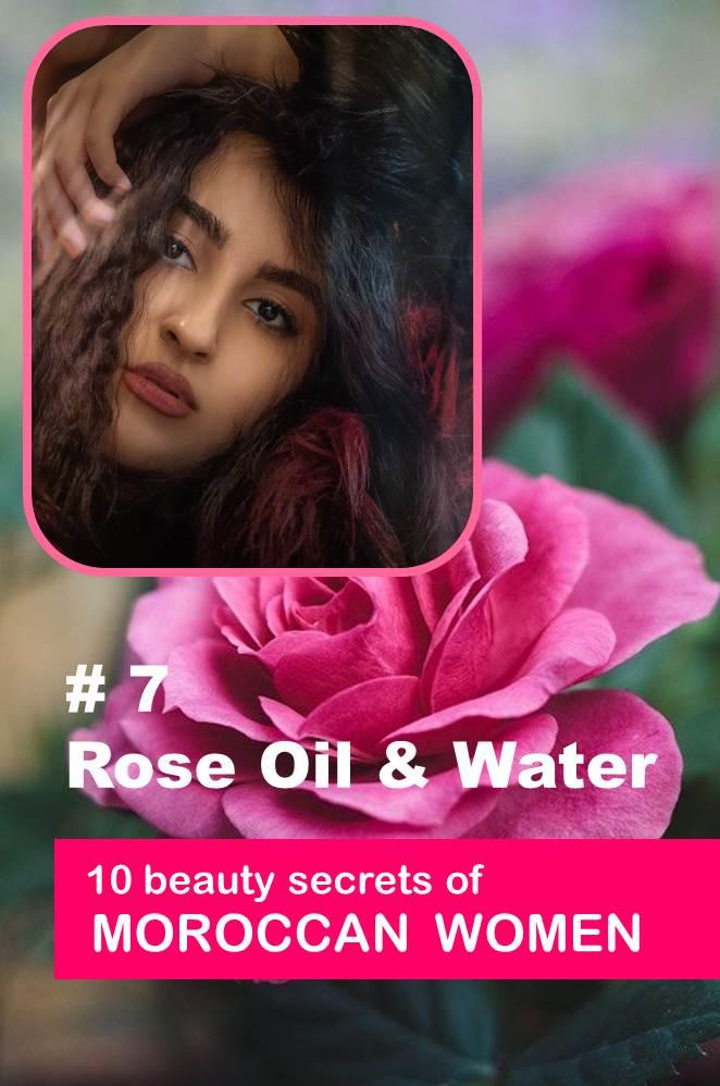 10 Beauty Secrets of Moroccan Women