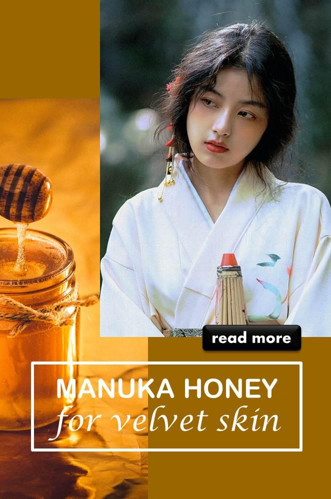 Manuka Honey for Velvet Skin