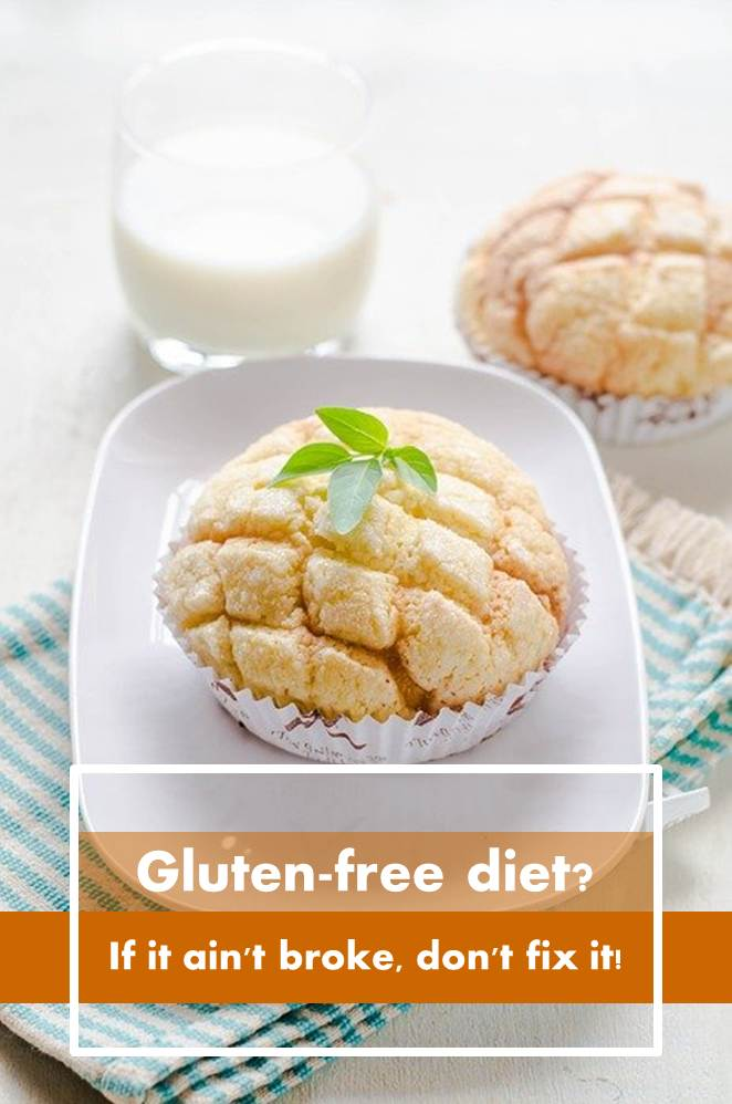 Dangers of gluten free foods for healthy people