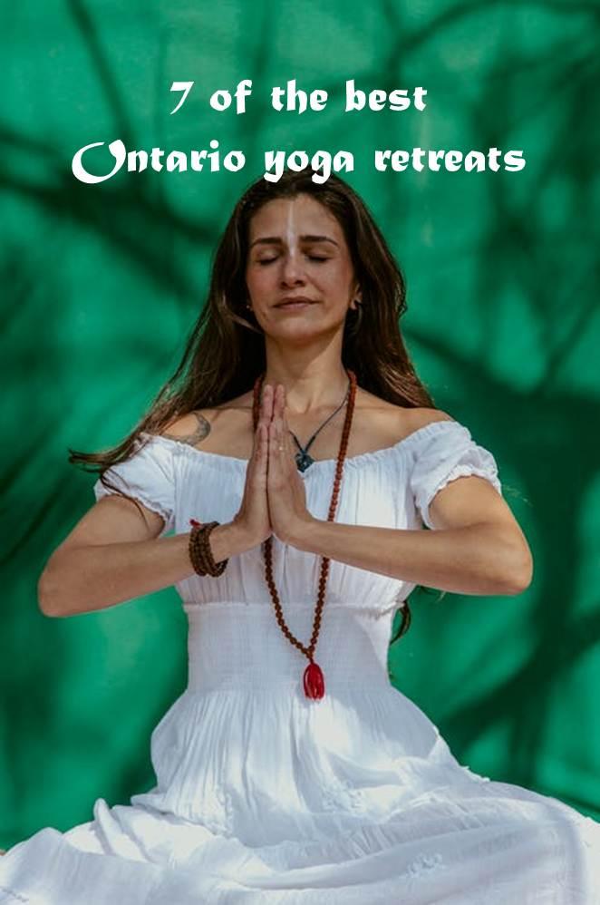 7 of the best Ontario yoga retreats