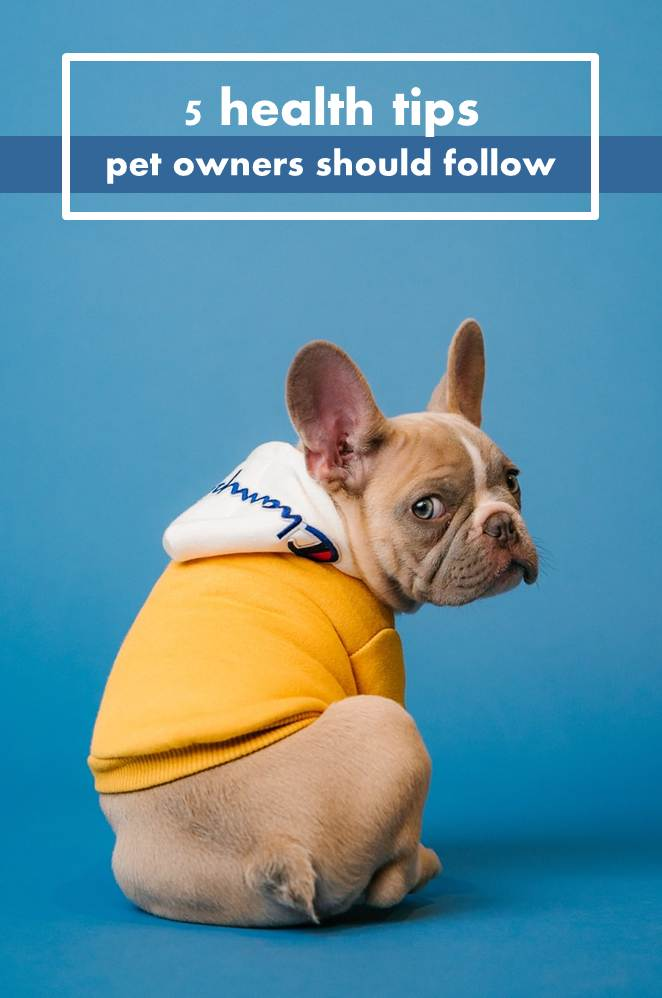5 Life-lengthening health tips every pet owner should follow
